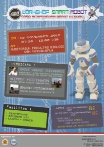 workshop smart robot ugm