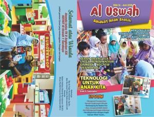 majalah al uswah